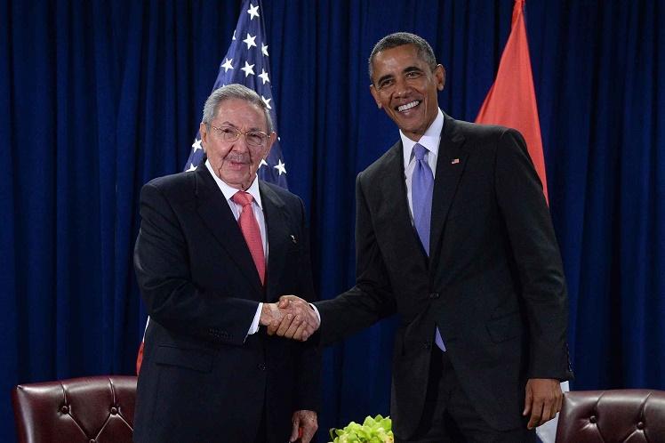 Cuba et les USA